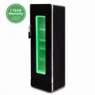 Bromic GM0300 RETRO 290L LED Single Glass Door Display Refrigerator - Retro Styling