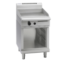 Waldorf 800 Series GPL8600G-CB - 600mm Gas Griddle Low Back Version Cabinet Base