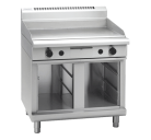 Waldorf 800 Series GPL8900G-CB - 900mm Gas Griddle Low Back Version Cabinet Base
