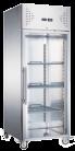 Exquisite GSC650G One Glass Door Upright Storage Refrigerators