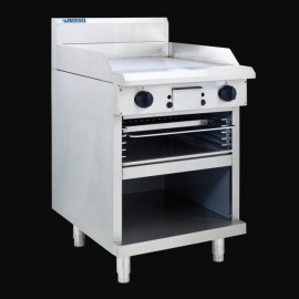Luus GTS-9 - 900mm Griddle Toaster