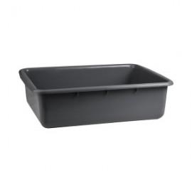 Tote Box Grey 380 x 500 x 180mm