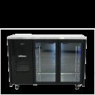 Williams HCS2UFBGDCBB 2 Door Counter Refrigerator