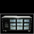 Williams HCS3UFBGDCBB Cameo Star Three Door Counter Refrigerator