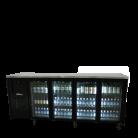 Williams HCS4UFBGDCBB Cameo Star Four Door Counter Refrigerator