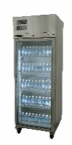Williams HDS1GDSS Diamond Star One Glass Door Stainless Steel Refrigerator