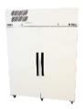 Williams HDS2SDCB Diamond Star Two Solid Door Refrigerator
