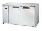 Williams HO2RW Opal Remote Two Door Counter Refrigerator