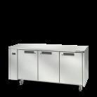 Williams LO3RW Opal Remote Three Door Counter Freezer