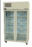 Williams HPS2GDCB Pearl Star Two Glass Door Refrigerator