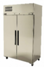 Williams HPS2SDSS Pearl Star Two Solid Door Stainless Steel Refrigerator