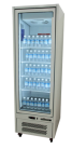 Williams HQ14GDCB Quartz Single Glass Door Upright Display Refrigerator