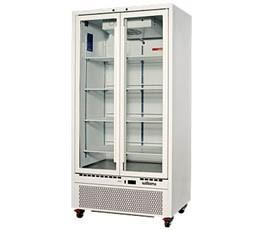 Williams HQS2GDCB Quartz Star Two Glass Door Display Refrigerator