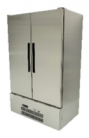 Williams HQS2SDSS Quartz Star Two Solid Door Stainless Steel Refrigerator