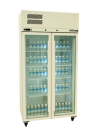 Williams HRS2GDCB Ruby Star Two Glass Door Refrigerator