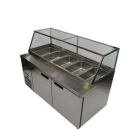 Williams HSP5UBA Banksia Refrigerated Display Preparation Counter