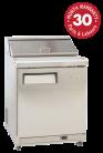 Exquisite ICC260H One Door Food Preparation Refrigerators