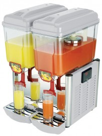 Anvil JDA0002 twin bowl juice/drink dispenser