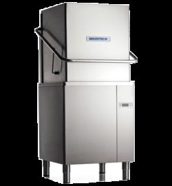 Washtech M2 - Professional Passthrough Dishwasher - 500mm Rack