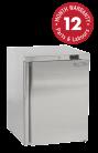 Exquisite MF200H One Solid Door Underbench Storage Freezers