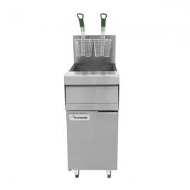 Frymaster MJ150 Single Pan Gas Deep Fryer - Natural Gas