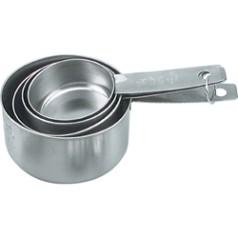 Tablekraft 4 Piece Measuring Set – 60/80/125/250Ml
