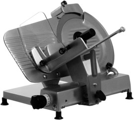Brice OG25E Series Belt Driven Slicer - Belt Driven - 250mm Blade