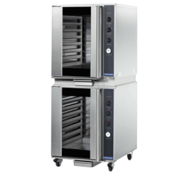 Turbofan P8M/2 - Full Size tray Manual Electric Prover And Holding Cabinet Double Stacked