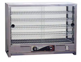 Roband PW100G - Curved Top Pie Warmer