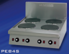 Goldstein PEB-2S-12G (PEB2S12G) Solid Top Cooktop