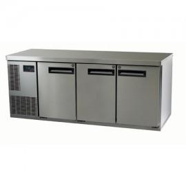 Skope PG400HF Three Door Freezer 1/1 Undercounter