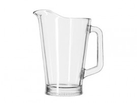 Libbey Glass Beer Jug / Pitcher - 1774ml
