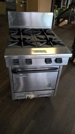 Reconditioned Goldstein PF420 Four Burner Range