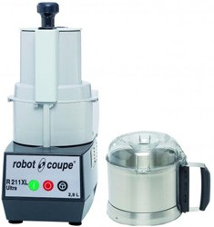 Robot Coupe R211XL Ultra - R211 XL Ultra Food Processor 2.9 Litre Bowl includes 4 Discs