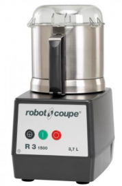 Robot Coupe R3-S/1500 - R3 Table Top Cutter Mixer 3.7 Litre Bowl