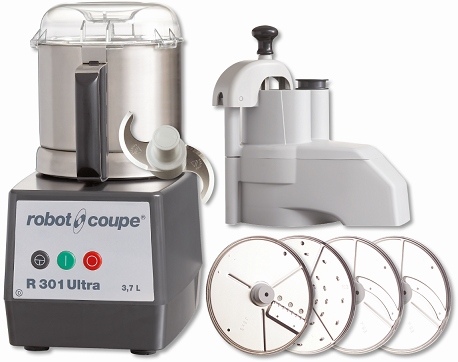 Robot Coupe R301 Ultra - R301 Ultra D Food Processor 3.7