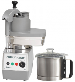 Robot Coupe R402/1 - R402A Food Processor 4.5 Litre Bowl includes 4 discs