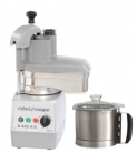 Robot Coupe R402VV - R402 V.V.A Food Processor 4.5 Litre Bowl with Variable Speed includes 4 discs