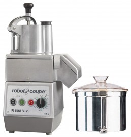 Robot Coupe R502VV - R502 VVE Food Processor 5.5 Litre Bowl with Variable Speed