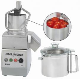 Robot Coupe R652 Food Processor 7 Litre Bowl (3 Phase)