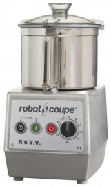 Robot Coupe R6VV - R6 V.V.A Table Top Cutter Mixer 7 Litre Bowl with Variable Speed