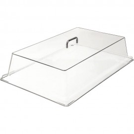Cambro Camwear® Polycarbonate Display Cover / Lid - RD1220CW135
