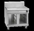 Waldorf 800 Series RNL8100G-CB - 900mm Gas Target Top Low Back Version - Cabinet Base