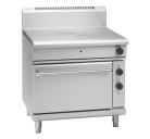 Waldorf 800 Series RN8110GE - 900mm Gas Target Top Electric Static Oven Range