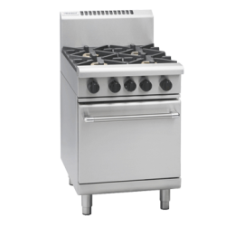 Waldorf 800 Series RN8416G - 600mm Gas Range Static Oven