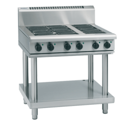 Waldorf 800 Series RN8609E-LS - 900mm Electric Cooktop Leg Stand