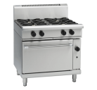 Waldorf 800 Series RN8910G - 900mm Gas Range Static Oven