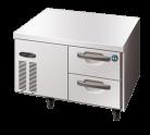 Hoshizaki RTL-98DDAC Two Drawer Stainless Steel Counter Refrigerator