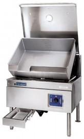 SEL40TR Floor mounted tilting bratt pans