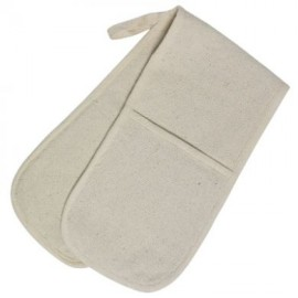 Double Pocket Oven Mitt - 735mm